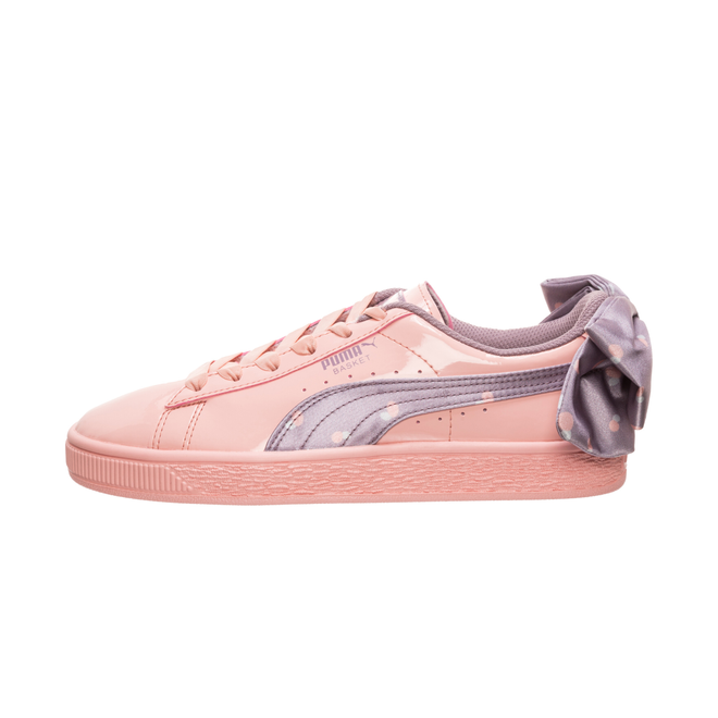 Puma Basket Bow Dots | 368980-02 | Sneakerjagers