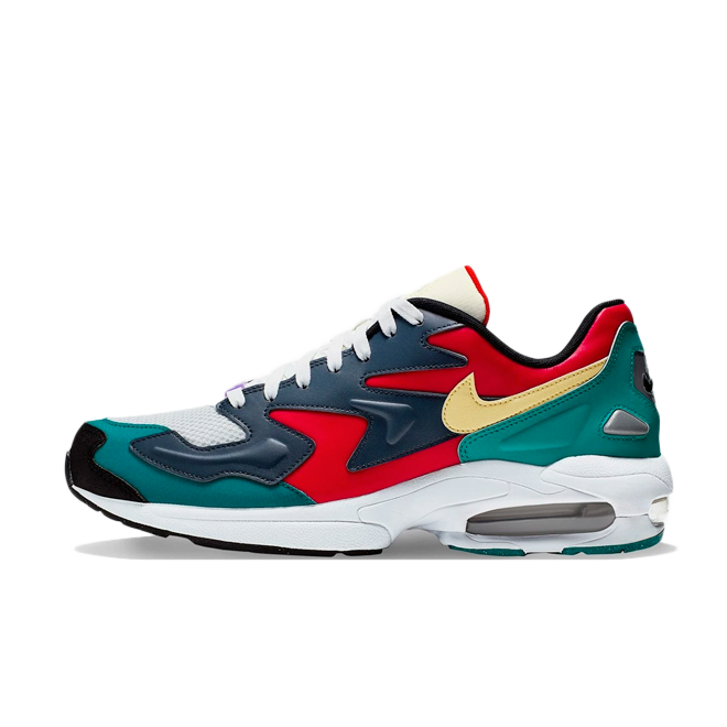 Nike Air Max 2 Light SP 'Radiant Emerald' zijaanzicht