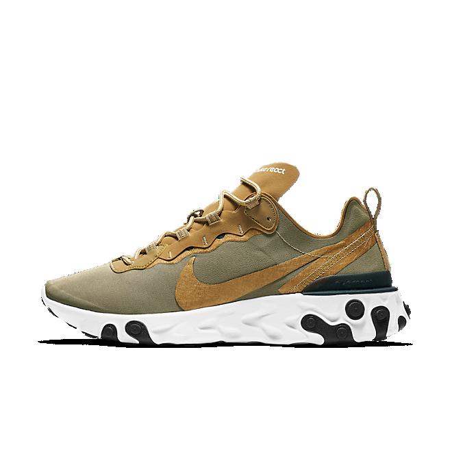Nike Nike react element 55 - Goud