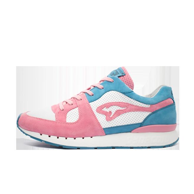 Sneakerholics X KangaROOS Coil-R1 'Bubblegum' 4702S-000-0030