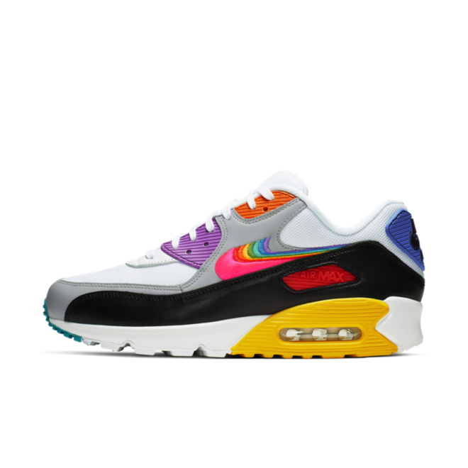Nike Air Max 90 'Be True' zijaanzicht