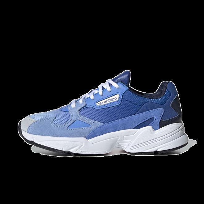 adidas Falcon 'Blue Tint zijaanzicht