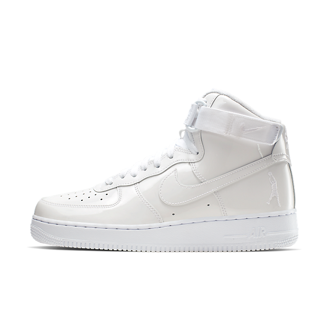 Nike Air Force 1 High Retro QS Sheed 'White' | 743546 107