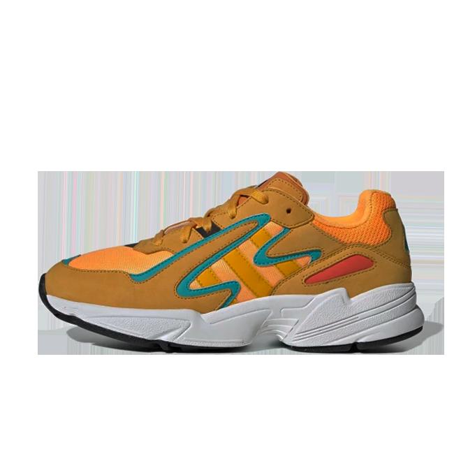 adidas Yung-96 Chasm 'Flash Orange' zijaanzicht