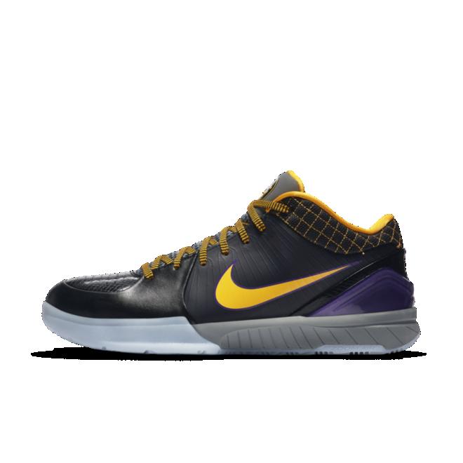 Nike Kobe 4 Protro 'Carpe Diem' zijaanzicht