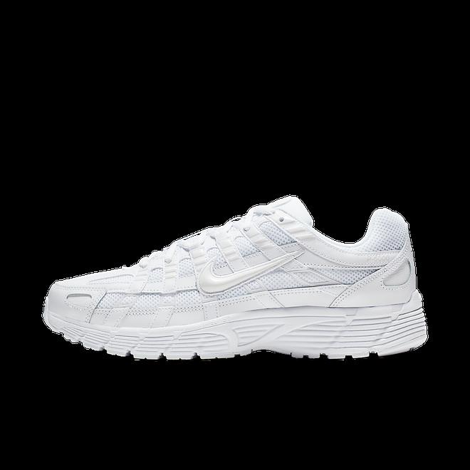 Nike P-6000 (White / White - Platinum Tint)