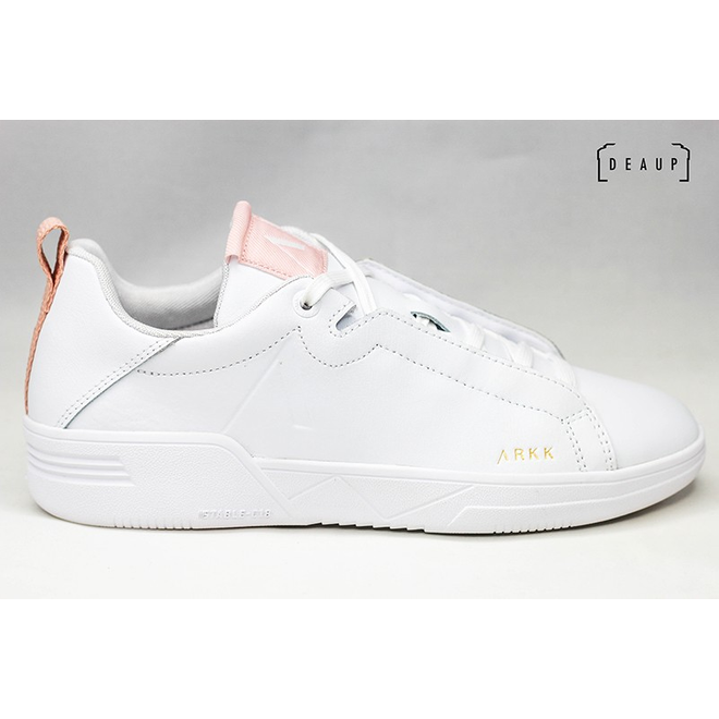 Arkk Uniklass Leather S-C18 'White Shell Pink'