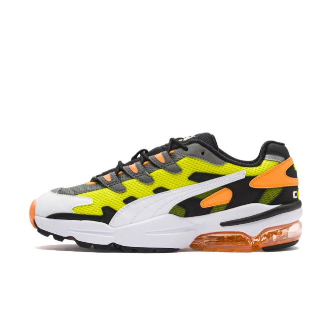 Puma Cell Alien OG 'Yellow Alert' zijaanzicht