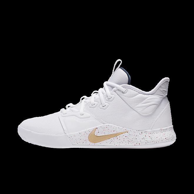Nike PG 3 'White' zijaanzicht