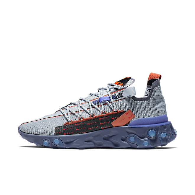 Nike React ISPA 'Wolf Grey' CT2692-001