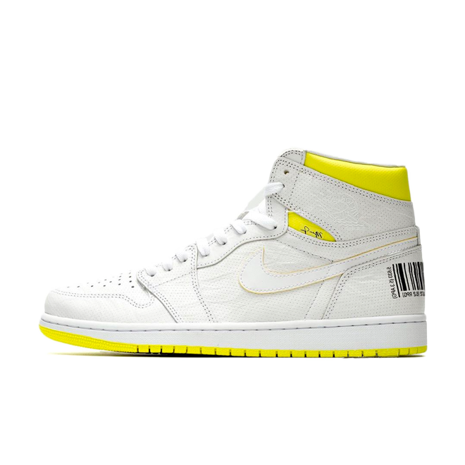 Air Jordan 1 High OG 'First Class Flight' zijaanzicht