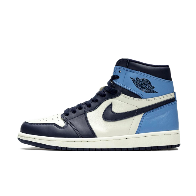Air Jordan 1 Retro High OG 'Obsidian' zijaanzicht