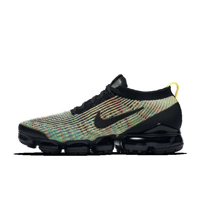 Nike Air VaporMax FK 3 'Volt' zijaanzicht
