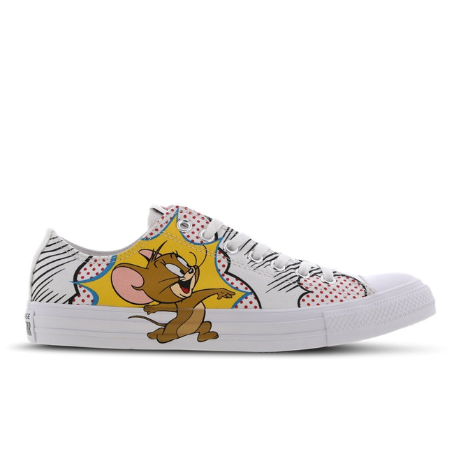 Converse Chuck Taylor All Star Tom & Jerry Low