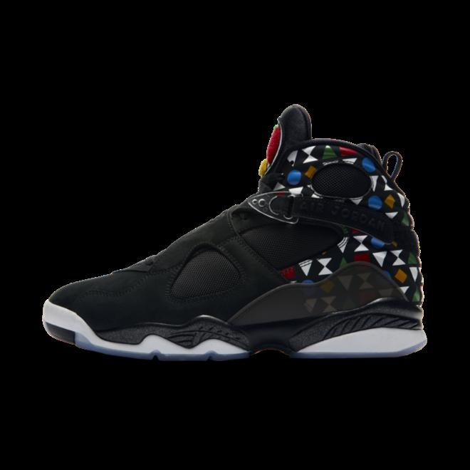 Air Jordan 8 Retro 'Q54' zijaanzicht
