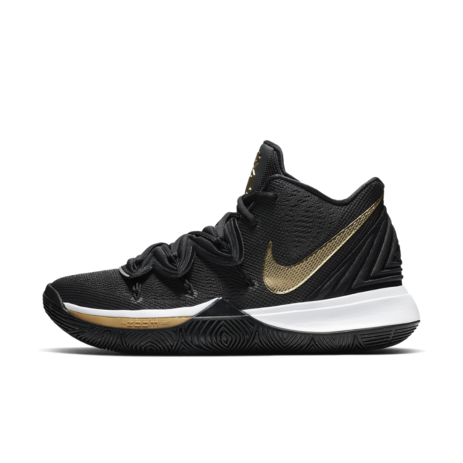Nike Kyrie 5 'Black Gold'