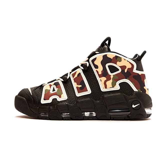 Nike Air More Uptempo '96 'Black Camo'