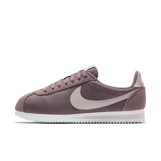 new style 636a9 0b9dd Nike Wmns Classic Cortez 15 Nylon - Taupe Grey Release Info 🔥 749864 200