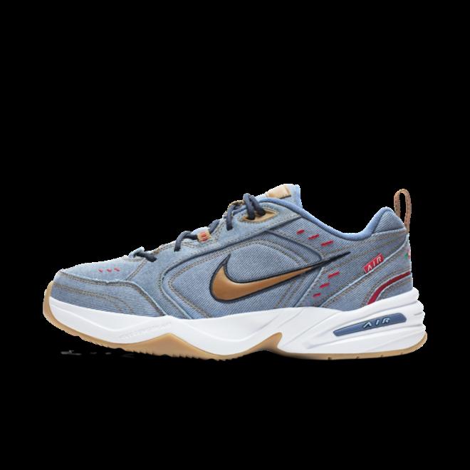 Nike M2K Tekno 'Denim' zijaanzicht