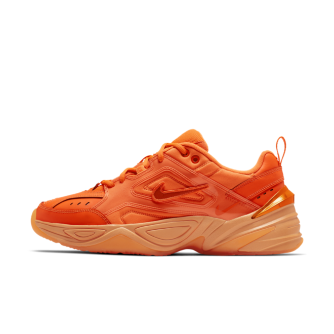 Nike M2K Tekno Gel 'Orange' zijaanzicht