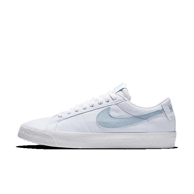Nike SB Blazer Zoom Low CNVS zijaanzicht