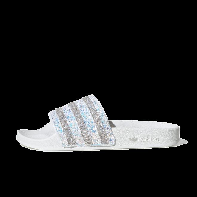 adidas Adilette W (Ftwr White / Ftwr White / Ftwr White)