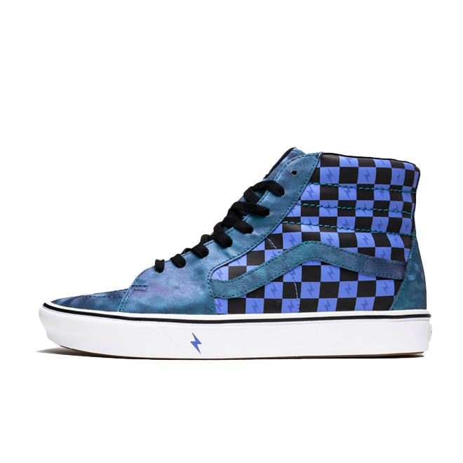 Vans x Harry Potter Sk8-Hi 'Blue' zijaanzicht