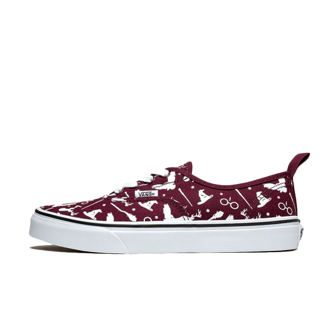 Vans x Harry Potter Authentic Elastic Youth 'Hat' zijaanzicht