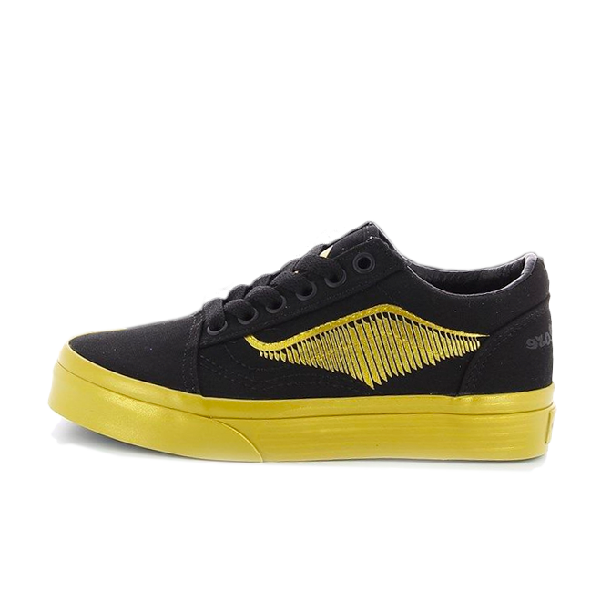 Vans X Harry Potter Old Skool 'Golden Snitch'