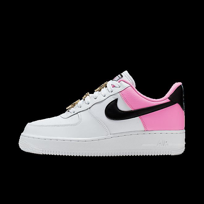 Nike Air Force 1 07 White Black Pink