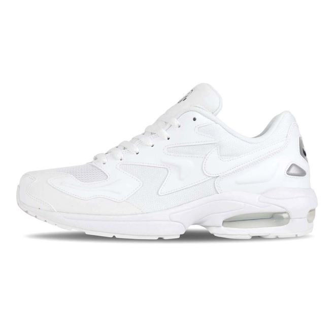 Nike Air Max2 Light Off White / Off White A01741-102