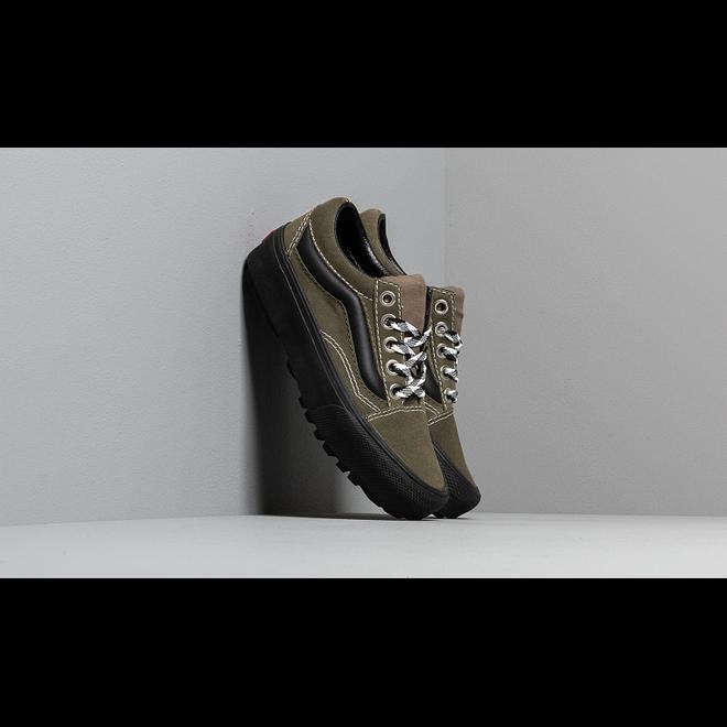 Vans Old Skool Lug Platform (90S Retro) Grape Leaf/ Black