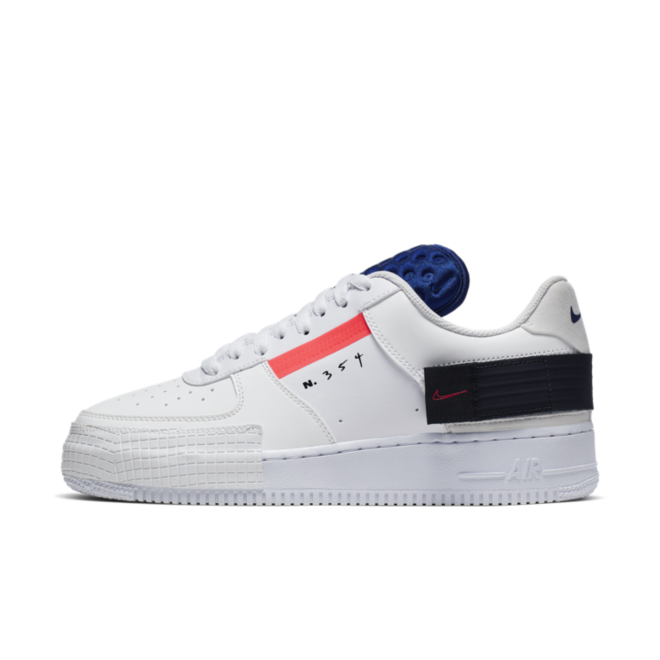 Nike Air Force 1 Type 'N354' - White CI0054-100