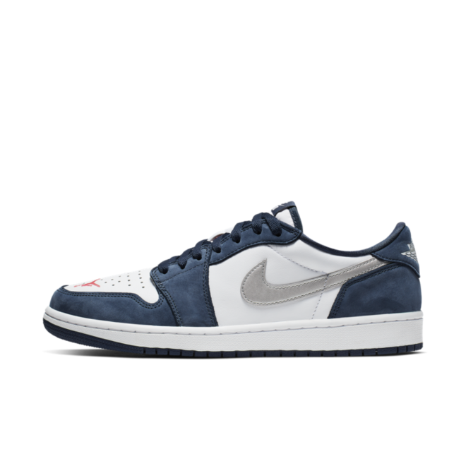 Nike SB X Air Jordan 1 Low 'Midnight Navy' CJ7891-400