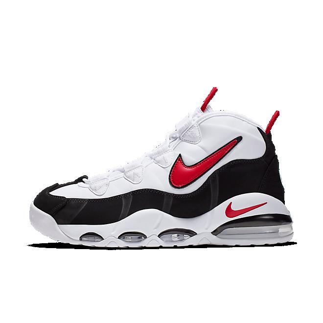 Nike Air Max Uptempo '95 (White / University Red - Black)
