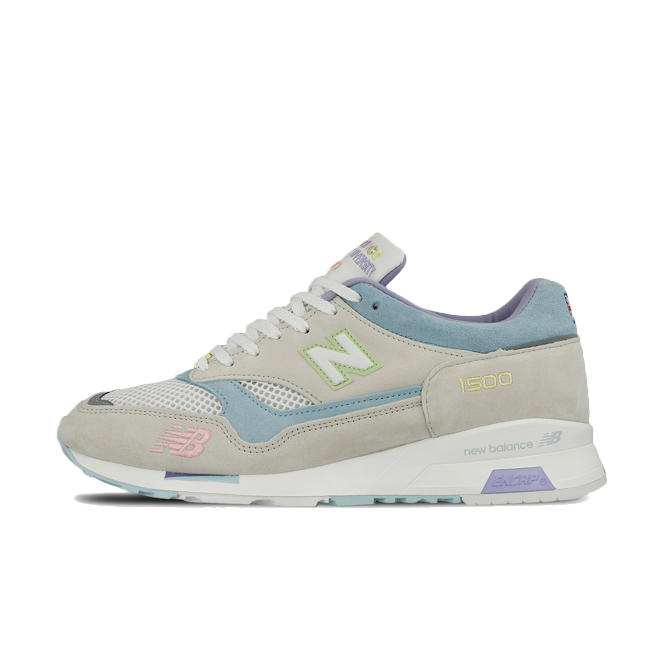 Overkill X New Balance 1500 City of Values Pack