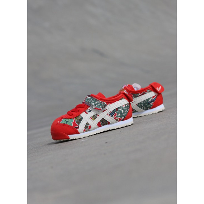 Asics Mexico 66  Fiery- red TS