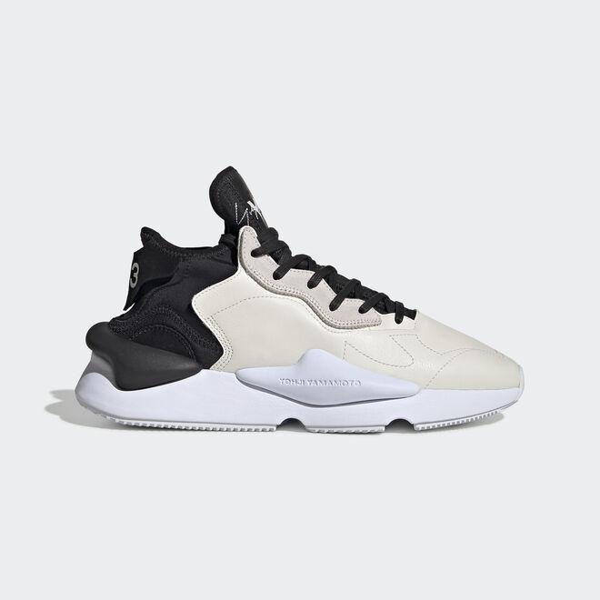 adidas Y-3 Kaiwa (Clear White / Black / Ftwr White) EF2546