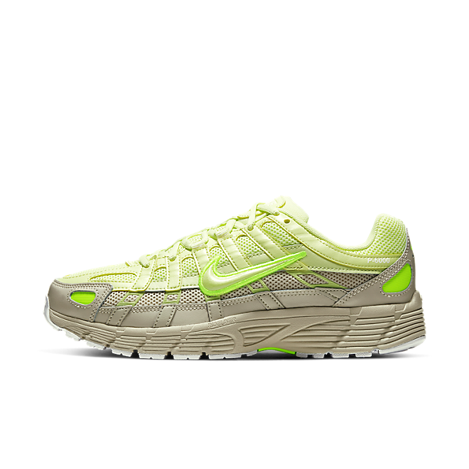 Nike Wmns P-6000 (Luminous Green / Luminous Green)