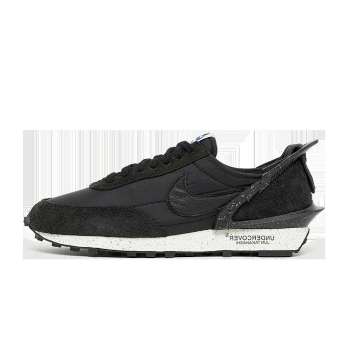 UNDERCOVER X Nike Daybreak 'Black' zijaanzicht