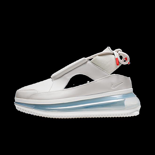 Nike Wmns Air Max FF 720 'White' zijaanzicht