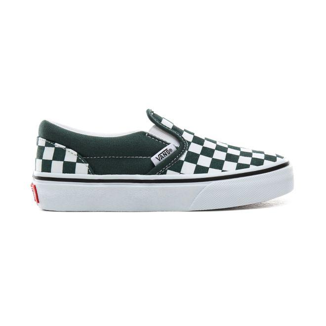 VANS Checkerboard Classic Slip on | VN0A4BUTV4D | Sneakerjagers