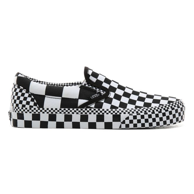 VANS All Over Checkerboard Classic Slip-on