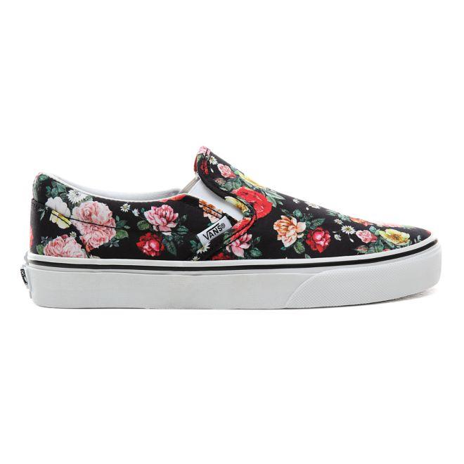 VANS Garden Floral Classic Slip-on