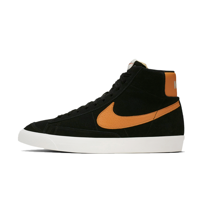 Nike Blazer 77 'Black' CJ9693-001