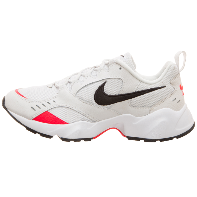 Nike Air Heights (Platinum Tint / Black - Red Orbit - White)