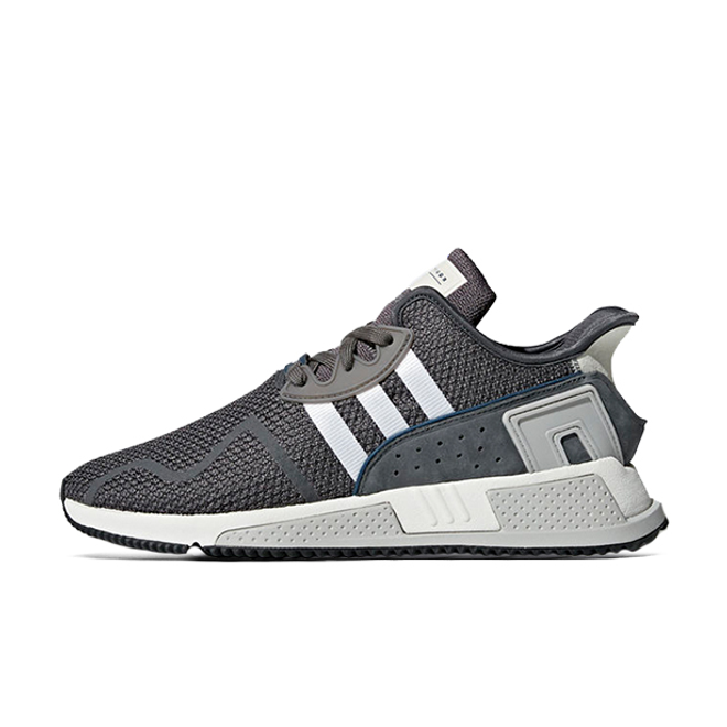 adidas EQT Cushion ADV Blue Pack Dark Grey zijaanzicht