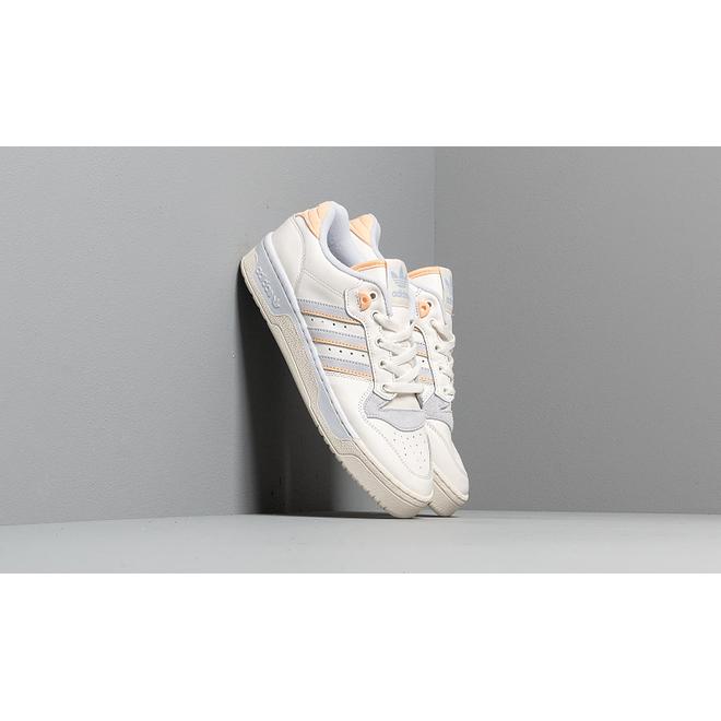 adidas Rivalry Low Cloud White/ Off White/ Aero Blue