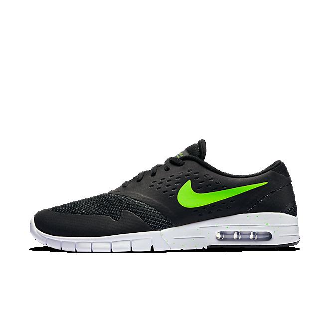Nike Sb Eric Koston 2 Max BlackFlash Lime White | 631047 031