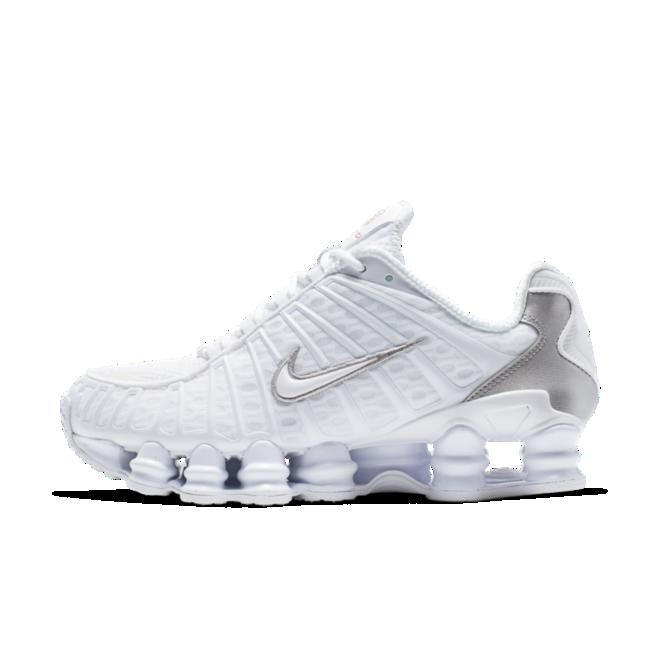 Nike WMNS Shox TL 'White'